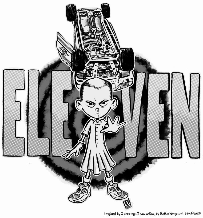Eleven by gianlucaneri