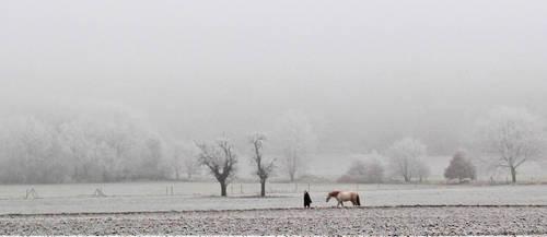 Four (Winterwunderland III) by SunsetInTheDarkness