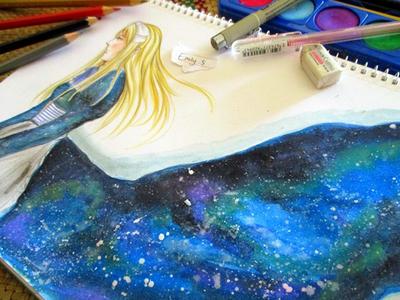 Hetalia Belarus Galaxy by EmilyCoseya13