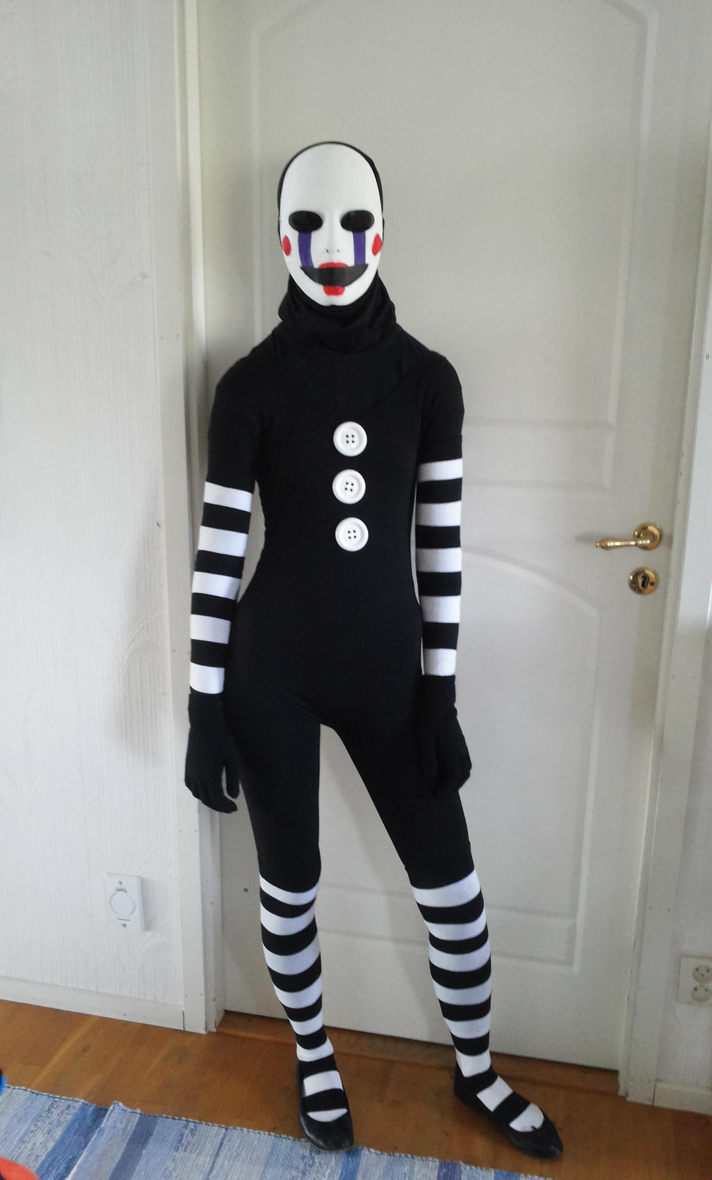 puppet fnaf cosplay The
