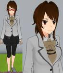 Yandere sim skin: Teacher