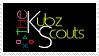 Kubz Scouts stamp by TeleviCat