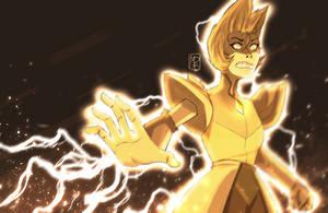 Yellow Diamond by VoidVenn