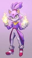 Blaze by VoidVenn