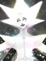 White diamond by VoidVenn