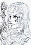 Lackrim sketch portrait