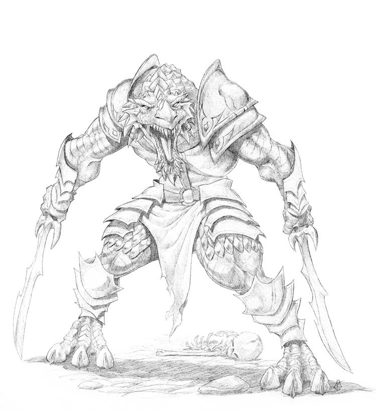 female dragonborn coloring pages - photo#9