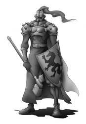 Forbidden Knight