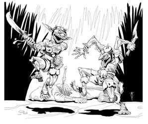 Goblin Squabble