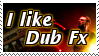 'I like Dub Fx' Stamp by Chi-Yu