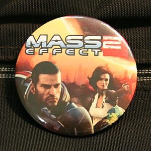 Mass Effect 2 campaign button by Chi-Yu