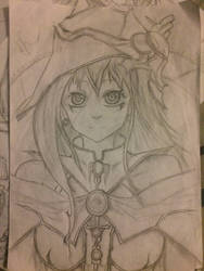 Magician's Valkyrie
