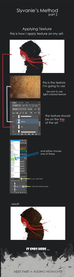Slyvanie's Method: Texture