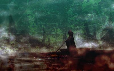 Dead Lake by slyvanie