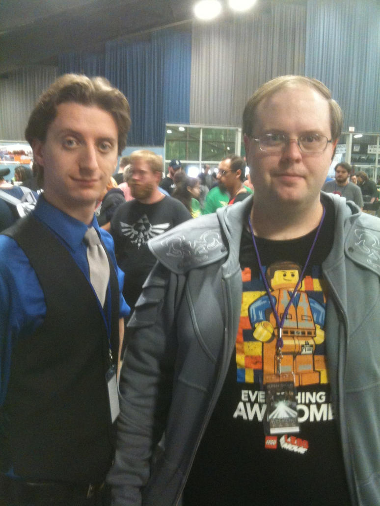 Projared and me 2015 by cbot1