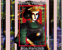 Kyoshi Warrior Hancock