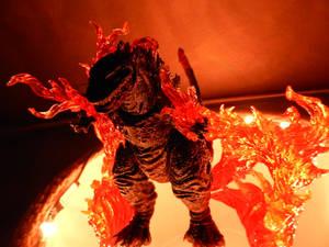 Shin Godzilla-Spirit of Fire