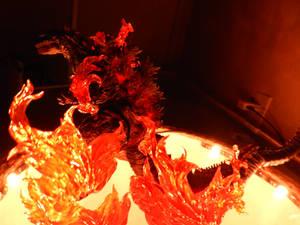 Shin Godzilla-Spirit of Fire (side)