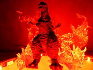 Shin Godzilla-Fire King