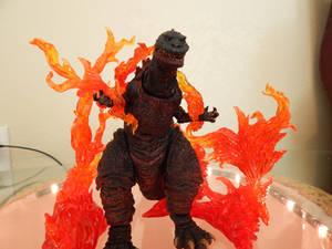 Shin Godzilla-Flames