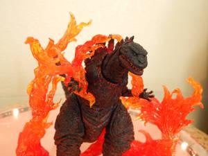 Shin Godzilla-Flames 2