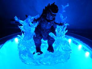 Shin Godzilla-Blue Flame