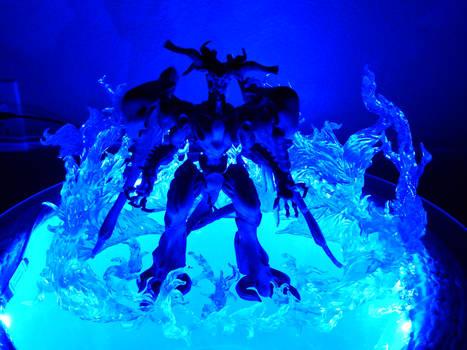 Bahamut Tremor-Mega Flare-Final Fantasy VII: AC
