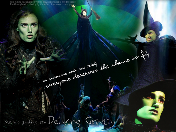 gallery for wicked idina menzel and kristin chenoweth