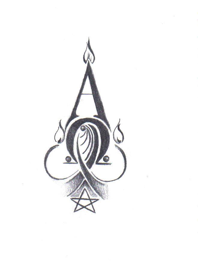 Alpha and Omega Tattoo by FarFallaLoduca on DeviantArt