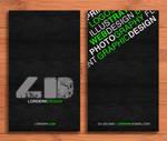 Lorderk Design Business Cards