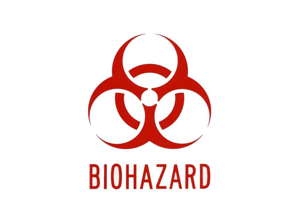 biohazard sign - photo #15