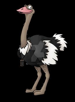 Otilia Ostrich