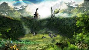 Monster Hunter habitat