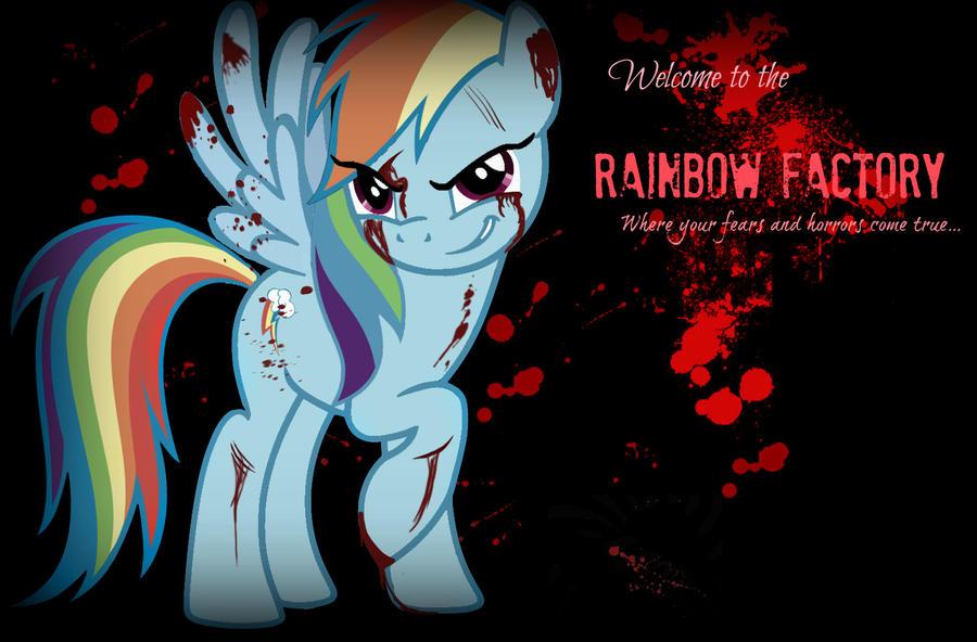 rainbow factory dash wallpaper - photo #19