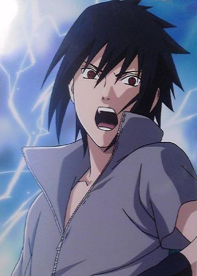 Sasuke Uchiha - Chidori by LightsChips on DeviantArt
