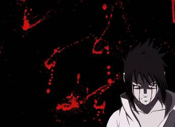 Sasuke : Demonized by LightsChips