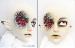 Luts event head A I by onegreyelephant