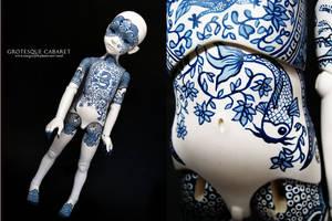 Porcelain Doll III by onegreyelephant