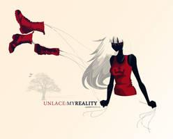 unlaced by onegreyelephant
