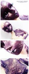 I feel purple by onegreyelephant