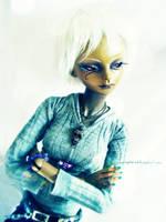 the new girl II by onegreyelephant