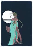 Night Patterns by onegreyelephant