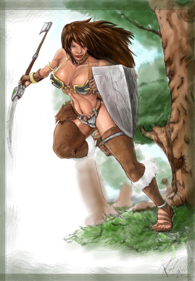 Amazon warrior porn pics xxx photo