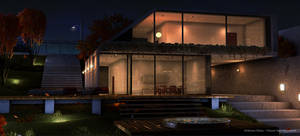 House Developement Study by Riel-Concepts