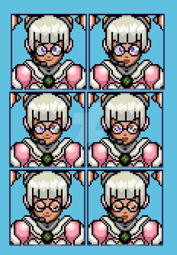 Irene Megaman X3 by copyzero97111