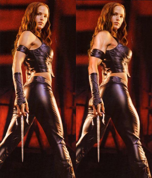 Jennifer Garner's Elektra by Helioses