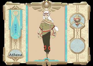 Athena - Lumeria, PR