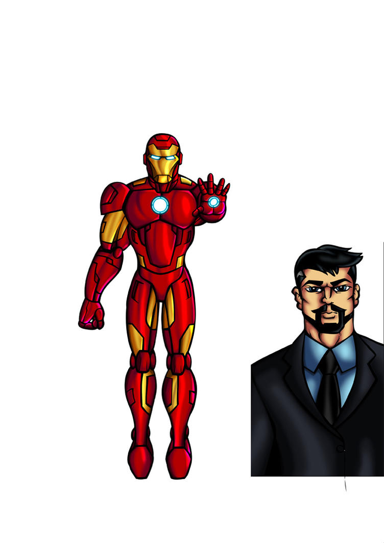 iron man fan art full illustrationjtmagwenzzi on deviantart