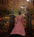 Gate of my Childhood-by-GothLyllyOn-MMXVI