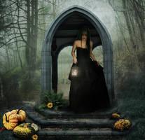 Autumnal October MMXVI-by-GothLyllyOn by GothLyllyOn